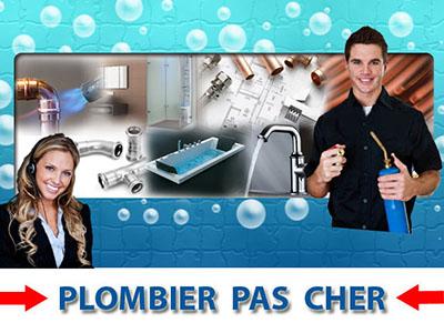 Canalisation Bouchée Bruyères le Châtel 91680