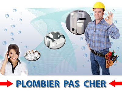 Canalisation Bouchée Cambronne lès Ribécourt 60170