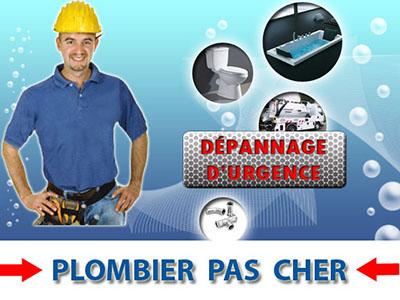 Wc Bouché Bonneuil en France 95500