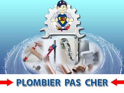 Wc Bouché Grisy les Plâtres 95810