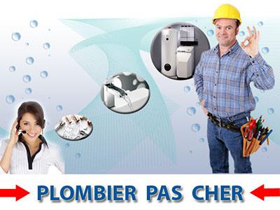 Wc Bouché Ormoy la Rivière 91150
